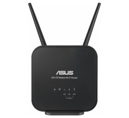 Slika izdelka: ASUS 4G-N12 B1 Single-Band N300 LTE Modem Router