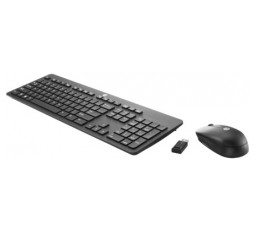Slika izdelka: Tipkovnica HP Slim Wireless KB and Mouse